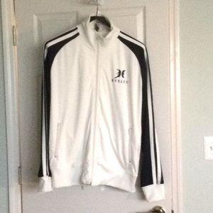 Hurley rag dog zip up jacket